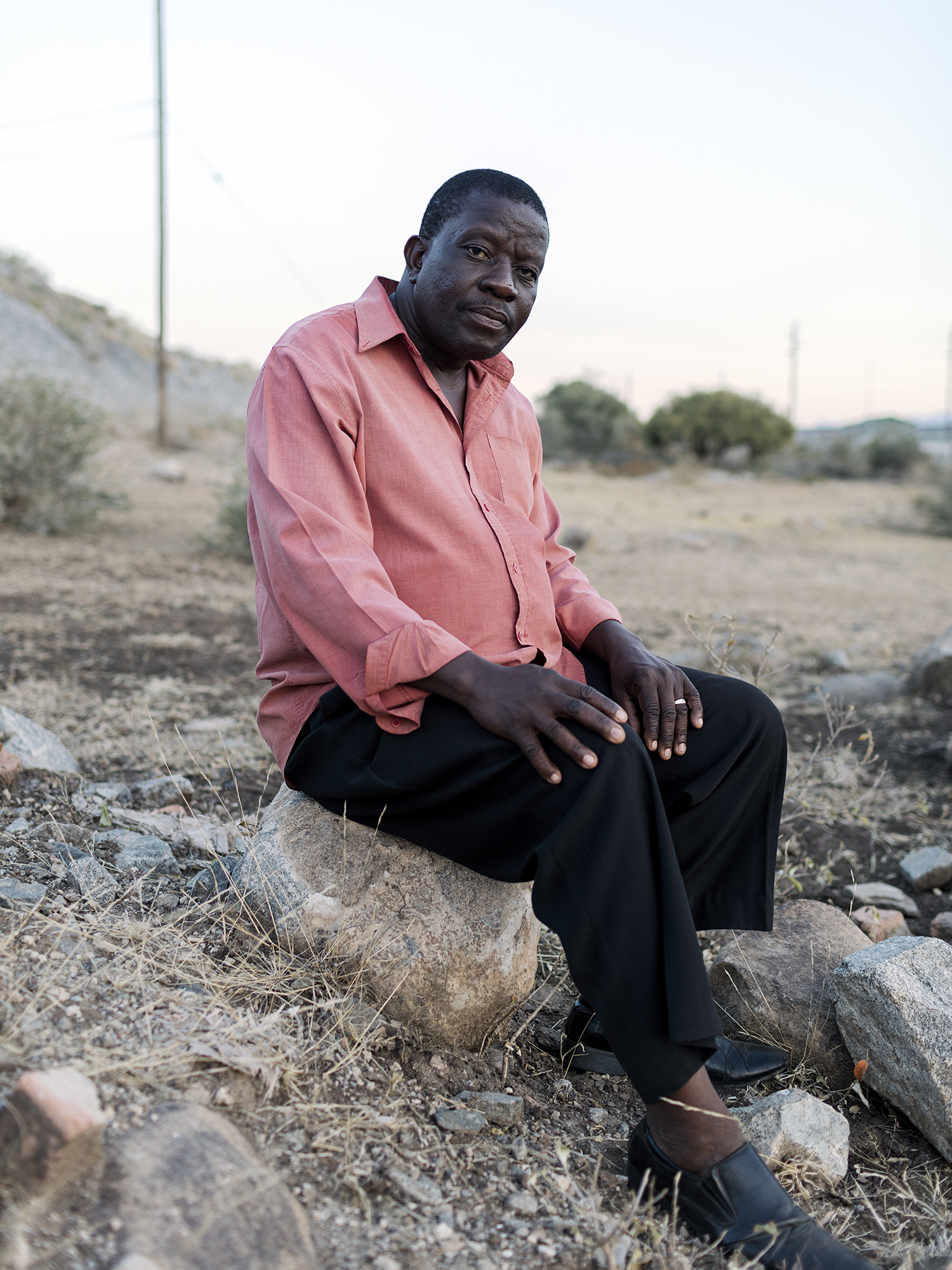 Isaac Mahlakwana, 59, Relocated from Maotsi Village to Magobading Township in 2003, Limpopo, Eastern Limb